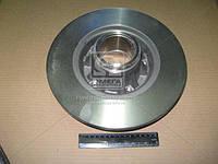 Диск тормозной NISSAN, OPEL, RENAULT, заднего (производитель TRW) DF4273S