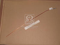 Трубка тормозная ГАЗ 3302,2705 (медь) (задн.разводка левая) L=735, М10х1,25  3302-3506065-01