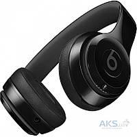 Наушники (гарнитура) Beats by Dr. Dre Solo 3 Wireless Gloss Black (MNEN2)