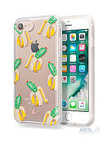 Чехол Laut Pop-Ink Apple iPhone 7, iPhone 8 Cacti-Split (LAUT_IP7_PI_C)