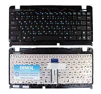 Оригинальная клавиатура для ноутбука Asus Eee PC 1215 Series, rus, black