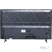 Телевизор Bravis UHD-55F6000 Smart +T2 black