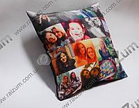 Печать фото на подушке, фото 1