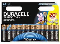 Элемент питания Duracell LR06 MN1500  TURBO 1X12 ШТ.