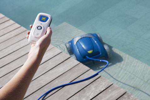 Роботы-очистители для бассейнов