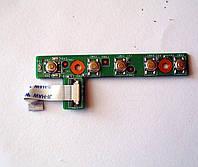 265 Панель кнопок MSI M670 M677 EX610 M673 GX610 VR610 MS-1632 - MS-10396