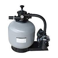 Фильтрационная установка для бассейна Emaux  FSF 650 15,6м³/час с насосом SC150, фото 1