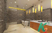 3D визуализация интерьеров ванных комнат и бассейнов