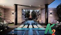 3D моделювання і візуалізація басейну (3DsMax+Corona), фото 1