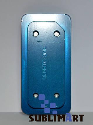 Форма для 3D сублимации на чехлах под HTC One, фото 2