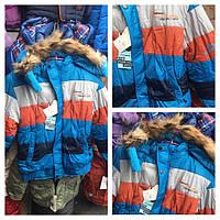 Куртка зима подросток по158 рост