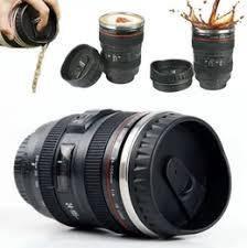 Кружка-термос в виде объектива The lens  cup, фото 2