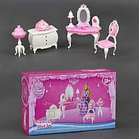 Игровой набор кукольной мебели 689-5 (60/2) в коробке