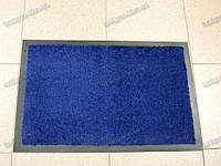 Коврик грязезащитный Элит 40х60см., цвет синий