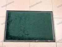 Коврик грязезащитный Элит 40х60см., цвет зеленый темный