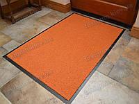 Коврик грязезащитный Элит 90х150см., цвет оранжевый