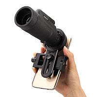 Универсальное крепление бинокля, телескопа на телефон, смартфон