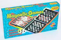 Шахматы 3831 (96) 3в1, в коробке