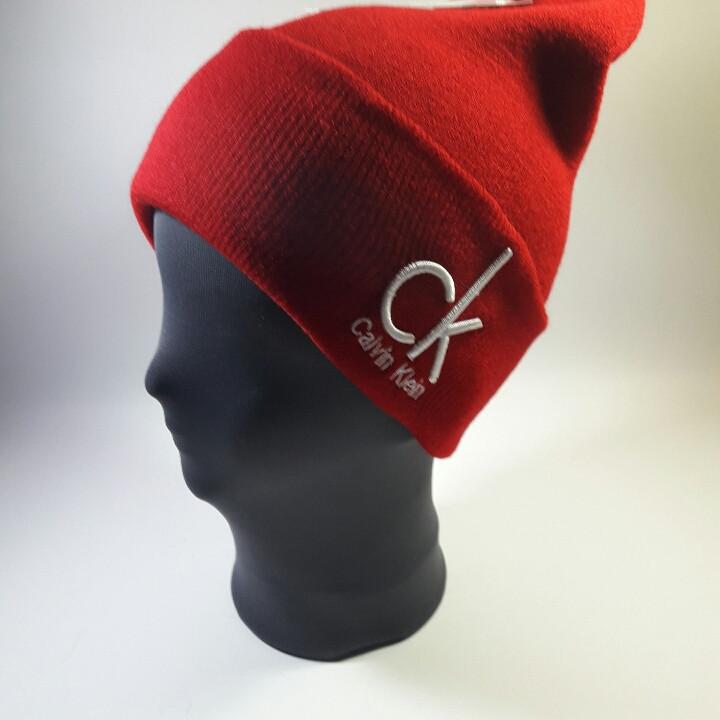 c403a25de483 Шапка Calvin Klein (красный): продажа, цена в Харькове. шапки от