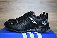 Мужские зимние кроссовки Adidas Terrex Tr7 черные