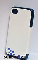Металлическая форма для печати на чехлах под Iphone 4/4S силикон+пластик