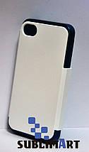 Металлическая форма для печати на чехлах под Iphone 4/4S силикон+пластик, фото 2