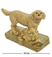 Статуэтка Собака на купюрах стоит 10 см. Символ 2018 года