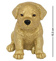 Статуэтка Собачка ротвейлер 16 см. Символ 2018 года
