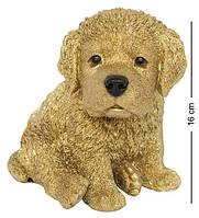 Статуэтка Собака Сенбернар 16 см. Символ 2018 года