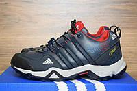 Мужские зимние кроссовки Adidas AX 2 синие
