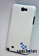 Форма для 3D сублимации на чехлах под Samsung Note 2