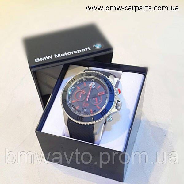 Часы BMW Motorsport ICE Watch Steel Chrono, фото 2