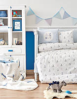 Детский плед в кроватку Karaca Home - Tospa 2018-1 100*120
