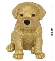 Статуэтка Собачка ротвейлер 16 см