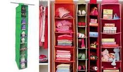 Органайзери для одягу, взуття, косметики