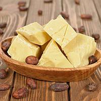 Какао-масло нерафинированное, 1 кг
