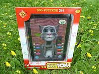 Детский планшет говорящий 3D Кот Том Talking Tom 6883