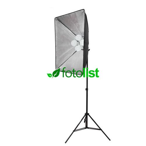 Набор постоянного диодного света Arsenal LED SLH3-5070-4, 4х18w, 720 Вт, 5500К