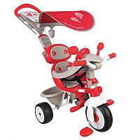 Велосипед трехколесный Baby Driver Confort Smoby 434208 GL