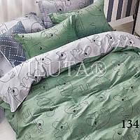 Постельное белье подростковое сатин Вилюта №134