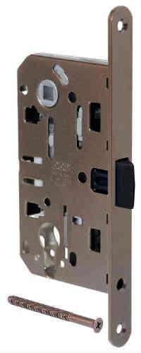 Замок AGB 18мм під циліндр Mediana Evolution В01103.50.22 коричневий