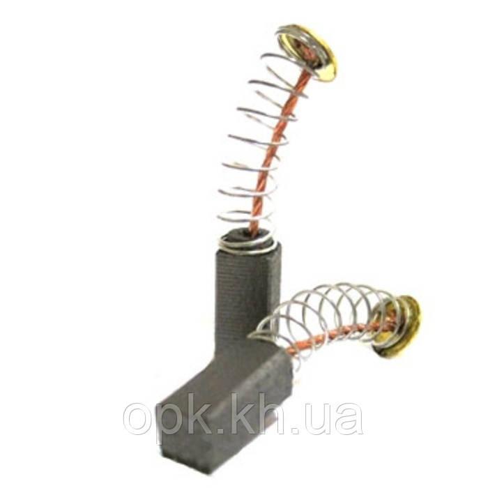 Щетки угольно-графитовые тст-н 5*5 мм (контакт - пятак, комплект - 2 шт)