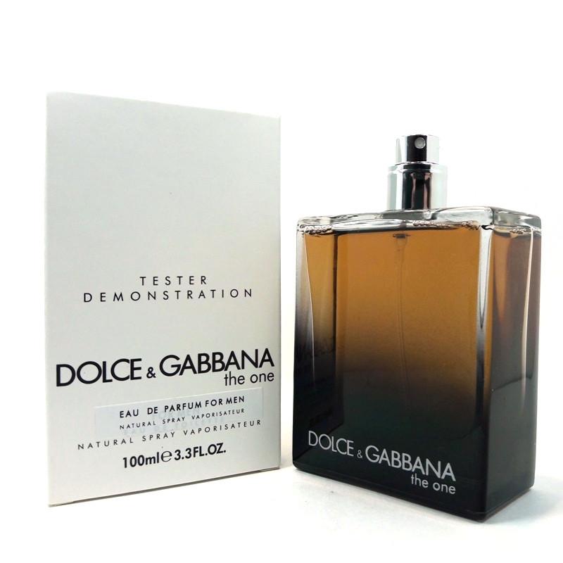 МлПродажаЦена Men Parfum Gabbana Вода В Dolceamp; Парфюмированная De Тестер100 The One For Eau ZOiPukXT