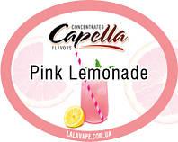 Ароматизатор Capella Pink Lemonade (Розовый лимонад)