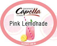 Ароматизатор Capella Pink Lemonade (Розовый лимонад) Capella