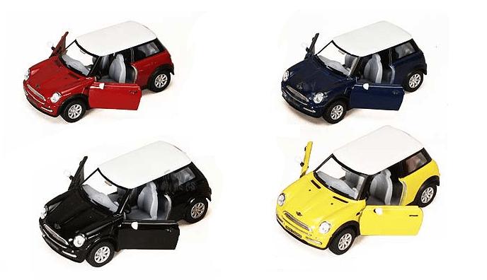 Kinsmart Mini Cooper S KT5059