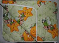 Детское одеяло стеганное Украина