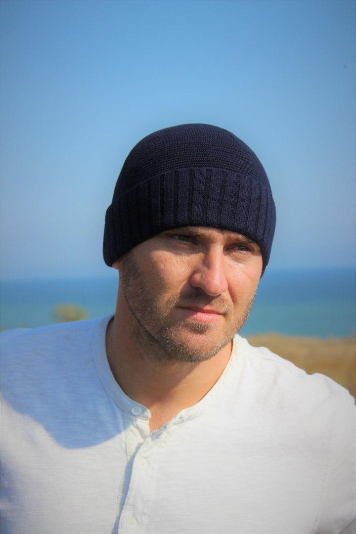 """Шапка мужская мод.Пирс - Интернет-магазин модной одежды """"SOLO STYLE"""" в Одессе"""