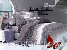 Комплект постельного белья ранфорс Дезери