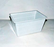 Форма для сиру прямокутна 20х13х11 1.5 кг